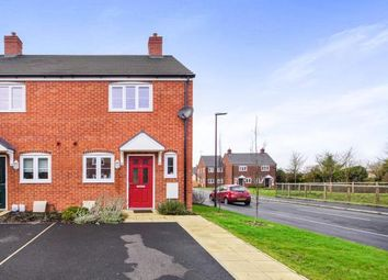 Thumbnail 2 bed semi-detached house for sale in Barton Field, Cambridge, Gloucester, Gloucestershire