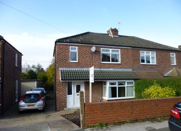 Thumbnail 3 bed semi-detached house to rent in Sycamore Avenue, Wickersley