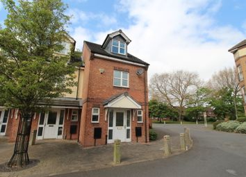 Thumbnail 3 bed town house to rent in Manorhouse Close, Walsall