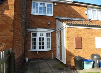 Thumbnail 2 bed property to rent in Spring Grove Gardens, Hockley, Birmingham