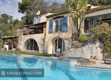 Thumbnail 3 bed villa for sale in St Paul De Vence, French Riviera, France