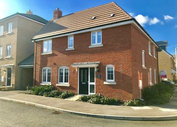 Thumbnail 3 bed detached house for sale in Copia Crescent, Leighton Buzzard