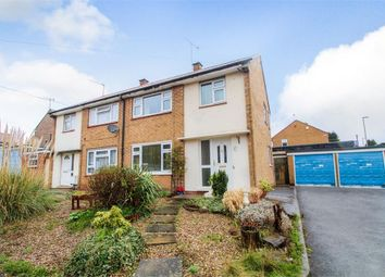 Thumbnail 3 bedroom semi-detached house for sale in St Marys Close, Arnold, Nottingham