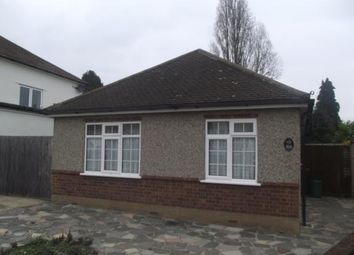 Thumbnail 3 bed bungalow for sale in Woodlands Road, Gidea Park, Romford