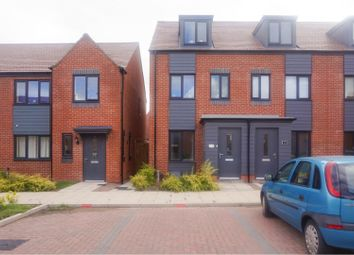 Thumbnail 3 bed end terrace house for sale in Whitehead Grove, Lawley Telford