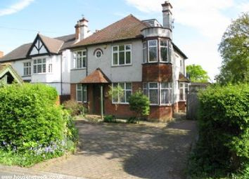Thumbnail 6 bed detached house for sale in Elms Road, Harrow, Middlesex
