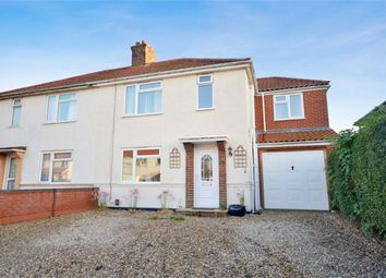 Thumbnail 4 bedroom semi-detached house for sale in Harlington Avenue, Hellesdon, Norwich