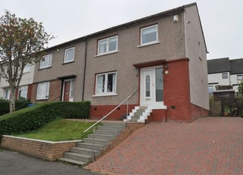 Thumbnail 3 bed end terrace house for sale in Newton Avenue, Barrhead