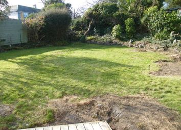 Thumbnail Land for sale in Plot Adj To 70, Treverbyn Road, St. Ives, Cornwall