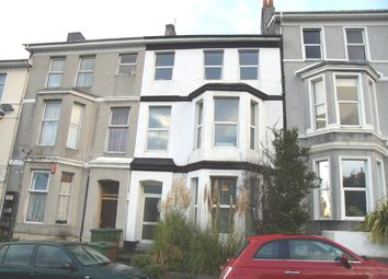Thumbnail 2 bed flat to rent in Ermington Terrace, Mutley, Plymouth