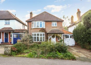 Thumbnail 3 bed detached house for sale in The Close, Reigate, Surrey