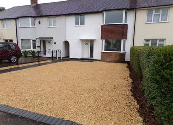Thumbnail 3 bed terraced house for sale in Highwray Grove, Clifton, Nottingham, Nottinghamshire