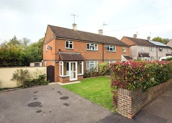 Thumbnail 3 bed semi-detached house for sale in Sherwood Crescent, Woodhatch, Surrey