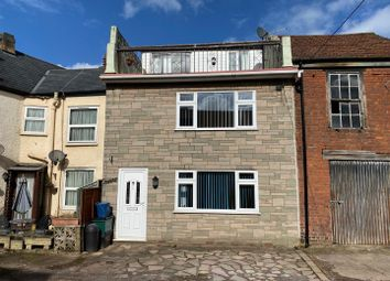 Thumbnail 3 bed end terrace house for sale in Cox`S Court, Park Street, Tiverton