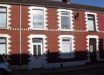 Thumbnail 3 bed terraced house for sale in Ffrwd-Wyllt Street, Port Talbot, Neath Port Talbot.