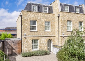 5 bed terraced house for sale in Bridge Street, London W4