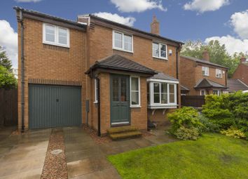 Thumbnail 4 bed detached house for sale in Gainsborough Close, Normanby