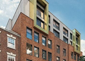 Thumbnail 2 bed flat for sale in Central Apartments, 92 Duke Street, Liverpool