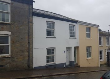 Thumbnail 3 bed terraced house to rent in Castle Street, Truro