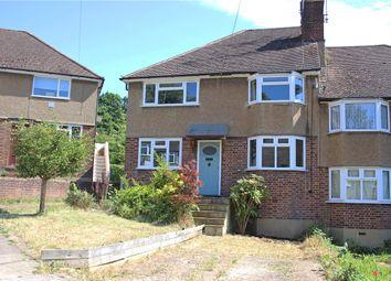Thumbnail 2 bed flat for sale in Kenton Gardens, St. Albans, Hertfordshire