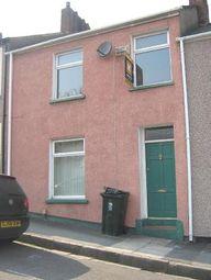 Thumbnail 3 bed terraced house to rent in Blewitt Street, Newport