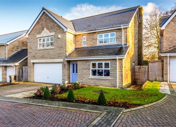 Thumbnail 5 bed detached house for sale in Marchcroft, Halifax, West Yorkshire