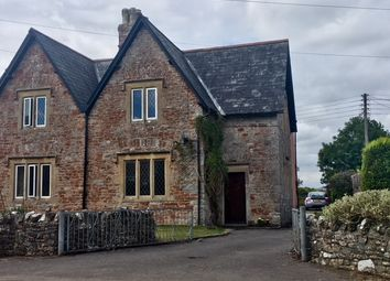 Thumbnail 3 bed semi-detached house to rent in Highfield, Dulcote, Wells