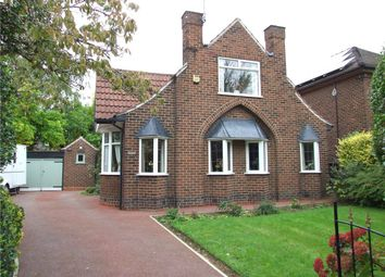 Thumbnail 3 bed detached house for sale in Borrowash Road, Spondon, Derby