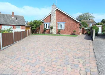Thumbnail 2 bed detached bungalow for sale in Richmond Crescent, Dovercourt, Harwich