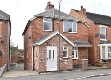 Thumbnail 3 bed detached house for sale in Stanhope Road, Swadlincote