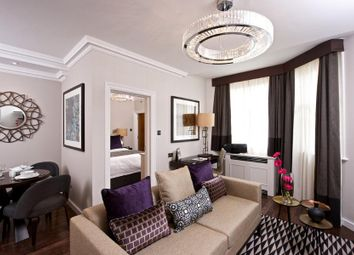 Thumbnail 1 bed flat to rent in Stanhope Gardens, South Kensington