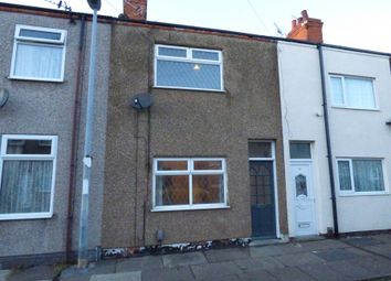Thumbnail 1 bed terraced house to rent in Haycroft Street, Grimsby