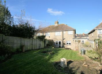 Thumbnail 3 bed semi-detached house for sale in York Road, Ventnor