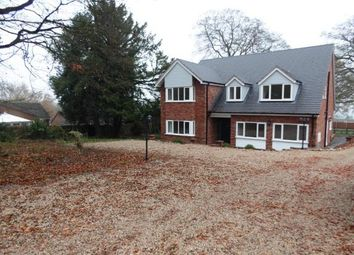 Thumbnail 6 bed detached house for sale in Newlands Road, Baddesley Ensor, Atherstone, Warwickshire