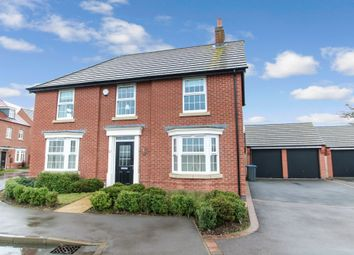 Thumbnail 4 bed detached house for sale in Hilary Bevins Close, Higham-On-The-Hill, Nuneaton
