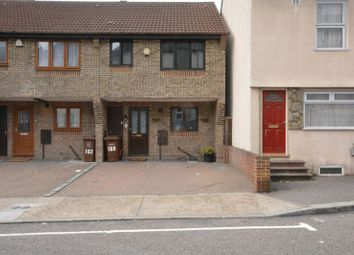 Thumbnail 3 bed end terrace house for sale in Upper Luton Road, Chatham