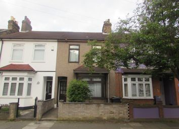 Thumbnail 3 bed terraced house to rent in Hainault Road, Chadwell Heath, Romford