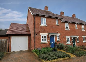 Thumbnail 2 bedroom end terrace house for sale in Mile Close, Andover