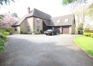 Thumbnail 5 bedroom detached house for sale in Hids Copse Road, Oxford