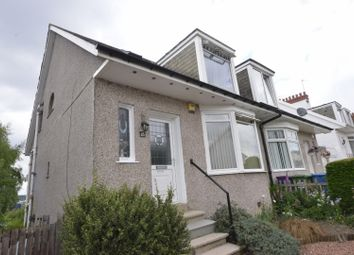 Thumbnail 3 bed semi-detached house for sale in Kingsacre Road, Glasgow