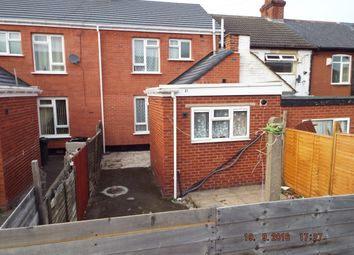 Thumbnail 3 bed terraced house to rent in Coppice Road, Highfields