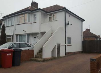 Thumbnail 1 bed maisonette to rent in Salisbury Avenue, Slough