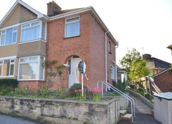 Thumbnail 3 bedroom semi-detached house for sale in Alington Road, Dorchester