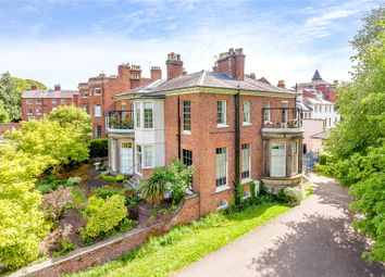 Thumbnail 1 bed flat for sale in Quarry Place, Shrewsbury