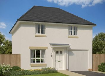 "Thumbnail 4 bedroom detached house for sale in ""Glenbuchat"" at Oldmeldrum Road, Inverurie"