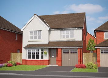 Thumbnail 4 bed detached house for sale in The Wentworth, Bryn Y Mor, Old Colwyn