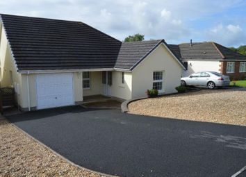 Thumbnail 3 bed bungalow to rent in Parc Mansant, Pontyates, Llanelli