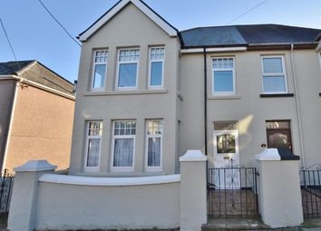 Thumbnail 3 bed semi-detached house for sale in Yorke Street, Milford Haven