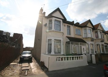 Thumbnail 3 bed end terrace house to rent in Japan Road, Romford
