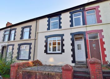 Thumbnail 3 bed terraced house for sale in Upper Francis Street, Abertridwr, Caerphilly